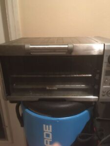 Breville Mini Smart Toaster Oven BOV450XL Good Conditon Works great