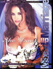 "LISA ANN-""Sexy Adult Star""-Auth. Autographed Promo 3 RARE"