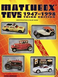 Matchbox Toys and Scale Models 1948-1998 - Makers Dates Models / Book + Values