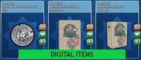 Worlds 2019 Card Sleeves & Deck Box & Coin PTCGO Online Digital Items