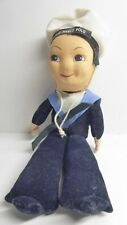 VINTAGE NORA WELLING DOLL SAILOR DOLL M.V. MARCO POLO