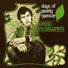 David McWilliams, Th - Days of Pearly Spencer [New CD]