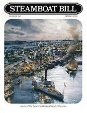 #241 Steamboat Bill - American Line, Old Dominion Line - SSHSA sHiPs WORLDWIDE