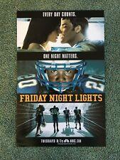 Friday Night Lights Mini Poster 11x17 TV NBC FNL SEASON 1