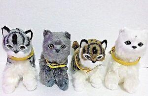 Cute Sensor Remote Control Cat Top Head Sensor Moving Cat Sound Interactive Toy