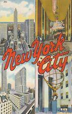 NEW YORK CITY – Four Rockefeller Center Scenes