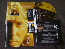 D.C.COOPER, ROYAL HUNT /JAPAN LTD CD OBI