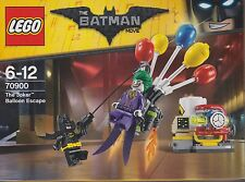 LEGO BATMAN THE MOVIE  70900 THE JOKER BALLOON ESCAPE  New Nib Sealed