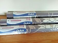 Dulux Wallpaper 3 Rolls- Easy Hang Camille-mulberry Colour: 30-015 , 3 pack set