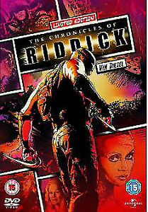 The Chronicles Of Riddick - Limited Edition DVD NEW DVD (8285651)