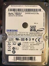 "Samsung Spinpoint M7 HM500JI 500GB Internal 5400RPM 2.5"" (HM500JI) HDD"