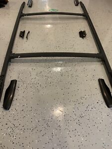 2001-2007 TOYOTA SEQUOIA Black Luggage Roof Rack Assembly OEM - Nice!