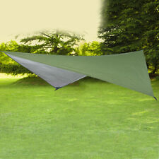 New listing Waterproof Outdoor Picnic Mat Tent Hiking Camping Patio Canopy Awning Cloth