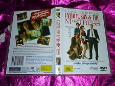 FATHER, SON & THE MISTRESS : (DVD, PG)