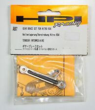 Gear Brace Set for vintage HPI Nitro RS4 -  A907