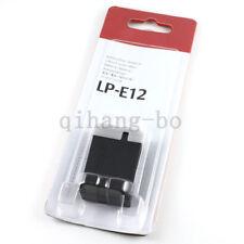 LP-E12 LPE12 Battery For Canon EOS M M2 100D Kiss X7 Rebel SL1 Camera LC-E12E