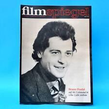 DDR Filmspiegel 2/1973 Armin Mueller-Stahl Barbara Brylska Laurel Hardy Dick