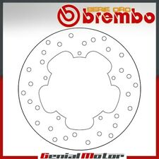 Disco Freno Fijo Brembo Serie Oro Posterior por Gilera Hercules 200 2002 > 2005