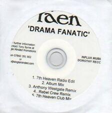 (709C) Raen, Drama Fanatic - DJ CD