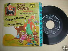 RARE Vintage Golden Record CAPTAIN KANGAROO 45 RPM 1959