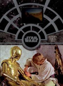 Star Wars 40th Anniversary 1/1 Film Cel / Cell Relic card FCC-7 In Ben's Hut