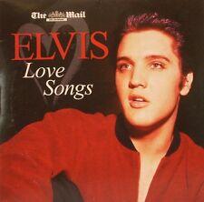 ELVIS PRESLEY - LOVE SONGS: UK PROMO CD (2011) 15 TRACKS - HEARTBREAK HOTEL ETC