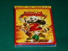 Kung Fu Panda 2 (Cofanetto blu-ray e dvd) Regia di Jennifer Yuh,