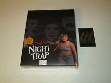 Night Trap: 25th Anniversary Edition Collector's Edition PC Sealed Numbered 2500