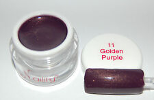 Color Gel UV/CCFL/LED  7ml  Golden Purple n°11 Naility  USA gel de couleurs