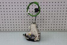2010 08-10 AUDI TT TTS 2.0 COUPE DOOR LOCK ACTUATOR LATCH 8J1837015D FRONT LEFT