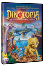 Dinotopia: Quest for the Ruby Sunstone Dinosaur Animated Kids Family film on DVD