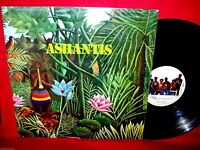 ASHANTIS Same LP 1977 ITALY MINT- Monster FUNK First Press G/f Textured Cover