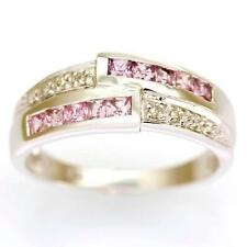Princess Band Natural Sapphire Fine Rings