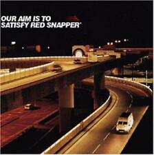 Red Snapper - Our Aim Is To Satisfy Red Snap (NEW CD)