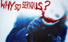 "07 Joker - Batman The Dark Knight Movie 22""x14"" Poster"