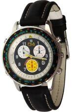 Fila Watches Alarm Chronograph Magellano Quartz Watch Men's Watch