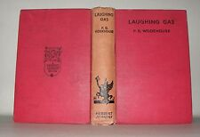 Laughing Gas- P.G. Wodehouse, 1936 - 1st Edition/1st Print,  HB, Vintage.