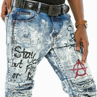 CIPO & BAXX BROOKLYN MENS JEANS DENIM SLIM FIT ALL SIZES