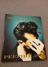 Jo Slee PEEPHOLISM Into the Art of Morrissey paperback 1st ed 1994 Fine