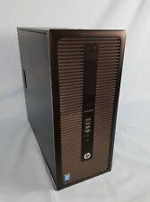 HP EliteDesk 800 G1 TWR 3,2 GHz 500 GB HDD Intel Core i5-4570