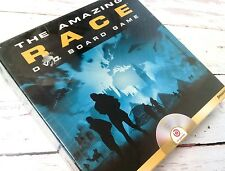 New The Amazing Race Dvd Boardgame Pressman Toy Co DVD Board Game Box