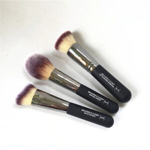 Brand New Heavenly Flat Top Buffing Foundation Beauty Makeup Blender Tool 3 in 1
