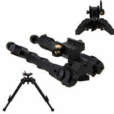 "Xhunter Shooting V9 Rifle Bipod Quick Detach Mount 7.25''- 9"" Adjustable Hunting"