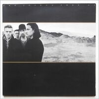 LP U2 THE JOSHUA TREE 1987
