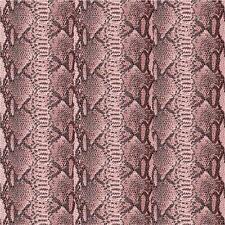 Pink Python Snake Print Cotton Bandana Scarf Handkerchief Hanky 22X22 Inch