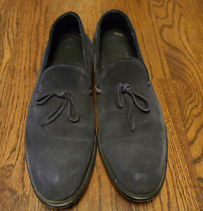 Isaia Loafer Size 9 and 1/2
