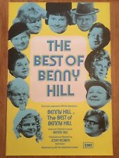 The Best of Benny Hill 1974 Original Comedy British Film Poster