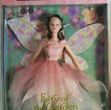 Mattel Barbie Doll Fairy of the Garden 28799 Enchanted World Collection MinVGB