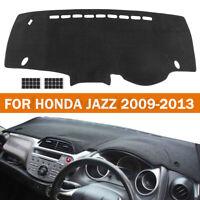 Car Dashmat Dashboard Shade Protector Cover Dash Mat Pad For Honda Jazz 09-13