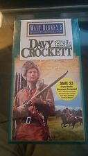 Davy Crockett & The River Pirates [VHS] by Fess Parker, Buddy Ebsen, Jeff York,